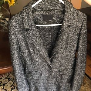 Women's Banana Republic Coat - Small